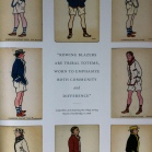 One of the pages at the begininng where it talks about the history of the blazer, its origins as part of a rower's uniform, and it's transition into a moder-day menswear staple.