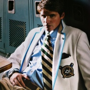 A shot of Andrew Campbell representing Cambridge Boat Club.